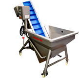 Rhizome Cleaning Equipment